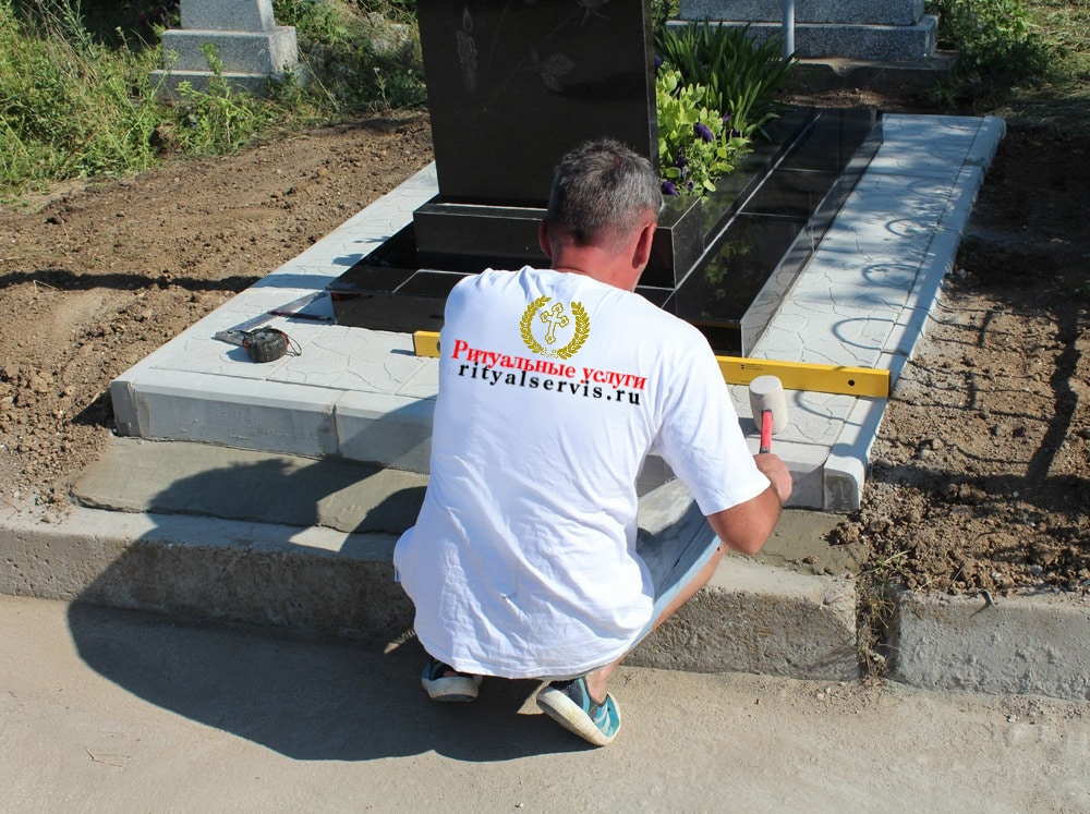 Уход за могилами в Евпатории