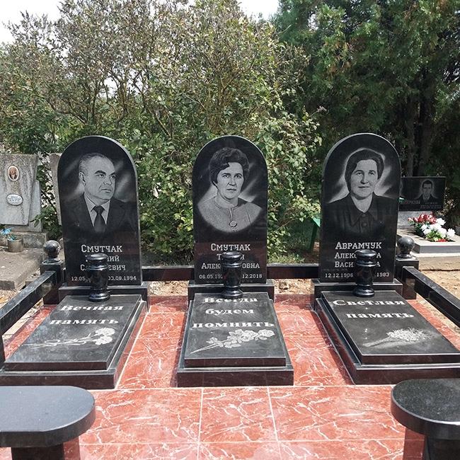 Памятники семейные Евпатория